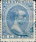 [King Alfonso XII of Spain, type L50]