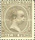 [King Alfonso XII of Spain, type L56]