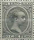[King Alfonso XII of Spain, type L58]