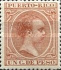[King Alfonso XII of Spain, type L6]