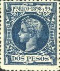 [King Alfonso XII of Spain, type M19]