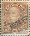 [American Occupation . American Postage Stamps Overprinted