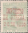 [Postage Stamps No. 89, 97, 104 - 106 & 112 Overprinted