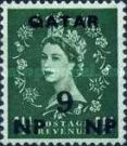 [Great Britain Postage Stamps Surcharged, type A3]