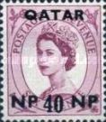 [Great Britain Postage Stamps Surcharged, type A8]