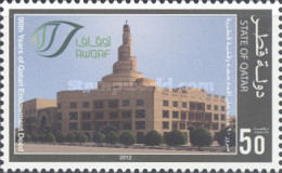 [The 90th Anniversary of Qatar Endowment Deed, Typ AJG]
