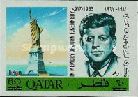 [John F. Kennedy - Previous Issues Surcharged, Typ AY3]