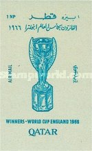 [Airmail - Football World Cup - England, Typ BY]