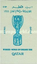 [Airmail - Football World Cup - England, Typ BY1]
