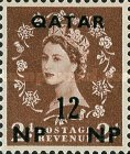 [Great Britain Postage Stamps Surcharged, Typ D3]