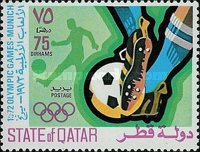 [Olympic Games - Munich, Germany, type IH1]