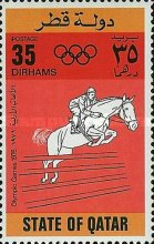 [Olympic Games - Montreal, Canada, type OM]