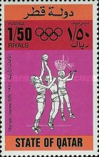 [Olympic Games - Montreal, Canada, type OQ]