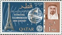 [The 100th Anniversary of ITU, type P]