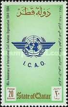 [The 40th Anniversary of ICAO, Typ RW]
