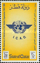 [The 40th Anniversary of ICAO, Typ RW1]