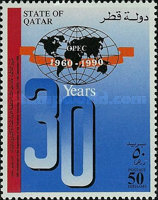 [The 30th Anniversary of Organization of Petroleum Exporting Countries or OPEC, type TG1]