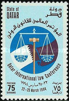 [Qatar International Law Conference, Typ WI]