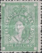 [Queen Victoria - Thin or Thick Paper, type A2]