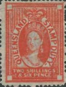 [Queen Victoria - Thin or Thick Paper, type A4]