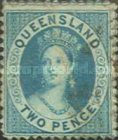 [Queen Victoria - New Watermark, type A32]