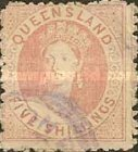 [Queen Victoria - Thick Paper, type A36]