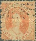 [Queen Victoria - New Watermark, type A37]