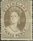 [Queen Victoria - New Watermark, type A9]