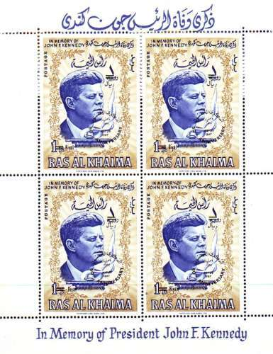 [The 50th Anniversary of the Birth of John F. Kennedy, 1917-1963, Typ ]