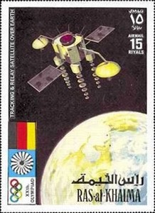 [Airmail - Olympic Games -  Munich, Germany, Typ ABD]