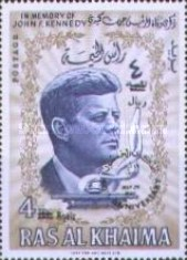 [The 50th Anniversary of the Birth of John F. Kennedy, 1917-1963, Typ ES]