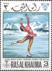 [Winter Olympic Games - Grenoble, France, Typ HM]