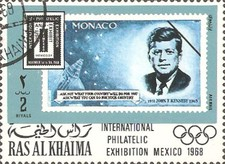 [Airmail - International Stamp Exhibition