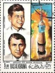 [Airmail - Space Program Apollo 12, Typ KN]