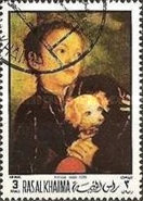 [Airmail - Paintings of Famous Masters, Typ LO]