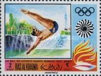 [Airmail - Olympic Games - Munich 1972, Germany, Typ MD]