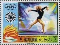 [Airmail - Olympic Games - Munich 1972, Germany, Typ MH]
