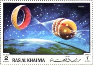 [Airmail - Space Travel, Typ OL]