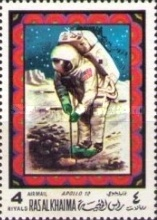 [Airmail - Space Travel, Typ OM]