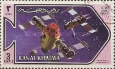 [Airmail - Space Exploration, Typ SM]