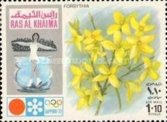 [Airmail - Winter Olympic Games - Sapporo, Japan, Typ UU]