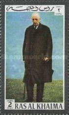 [Airmail - Charles de Gaulle, French General and Politician, Typ XE]