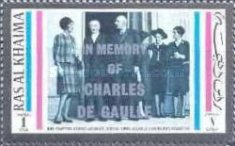 [Airmail - Charles de Gaulle Commemoration, Typ XJ]
