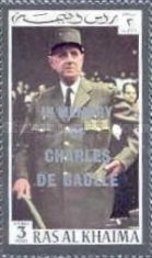 [Airmail - Charles de Gaulle Commemoration, Typ XM]
