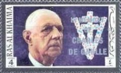 [Airmail - Charles de Gaulle Commemoration, Typ XN]