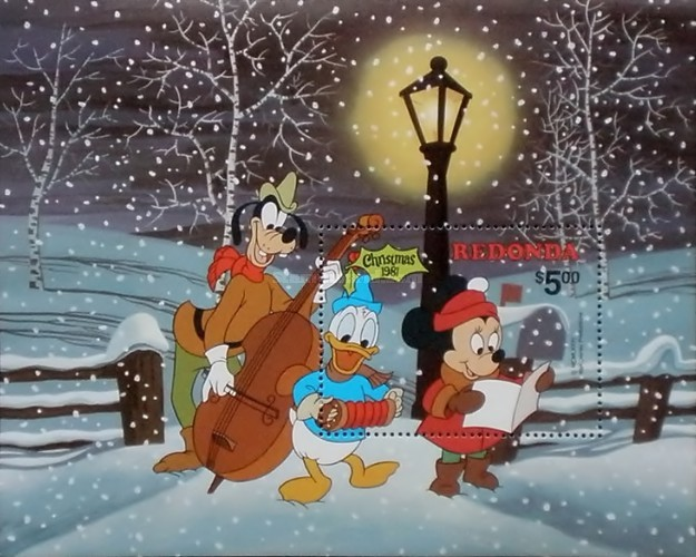 [Christmas - Walt Disney, Typ ]