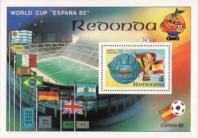[Football World Cup 1982 - Spain, Typ ]