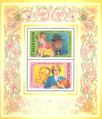 [The 21st Anniversary of the Birth of Princess Diana, 1961-1997, type ]