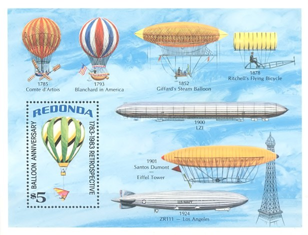 [The 200th Anniversary of Aviation, Typ ]