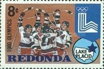 [Olympic Games - Lake Placid and Moscow, type AL]